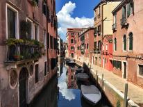 Туристы заставили Венецию ввести очередной запрет