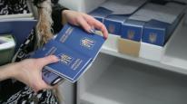 ГМС: загранпаспорта выдают вовремя