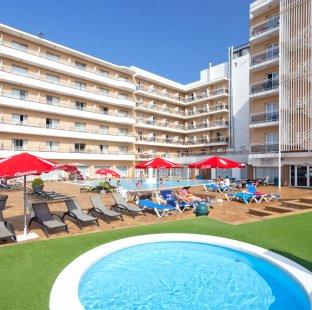 Serhs Sorra Daurada Hotel 3* (Мальграт де Мар)
