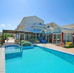 Sea Front Hotel 3* (Аделе)