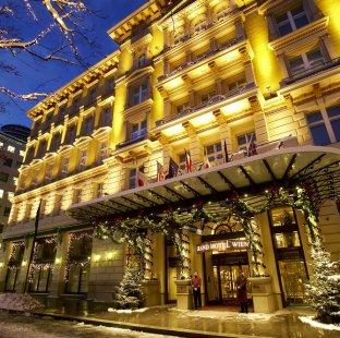 Grand Hotel Wien 5* (Вена)