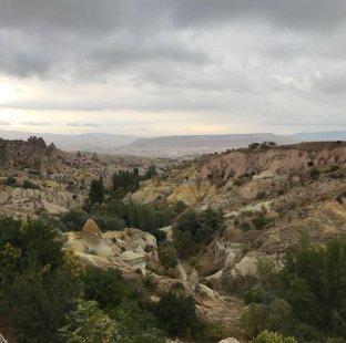 Картинка Тур в Каппадокию на майские Uchisar Kaya
