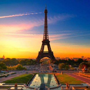 "Тур ""Под небом Парижа"""