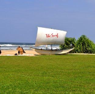 The Surf 4* (Бентота)