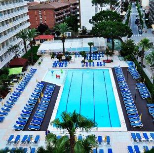 Oasis Park Hotel 4* (Ллорет-де-Мар)