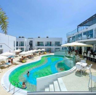 Tasia Maris Oasis Hotel 4* (Айя-Напа)