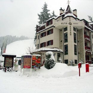 Alpin 4* (Боровец)