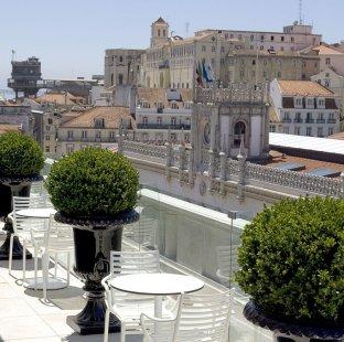 Altis Avenida 5* (Лиссабон)