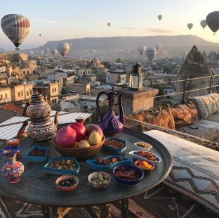 Картинка Тур в Каппадокию на майские By Cappadocia Hotel