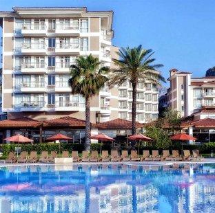 Akka Alinda Hotel 5* (Кемер)