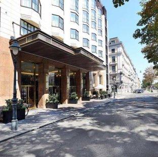 Hilton Vienna Plaza 5* (Вена)