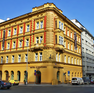 Downtown 4* (Прага)