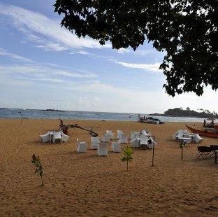 Calamander Unawatuna Beach 4* (Унаватуна)