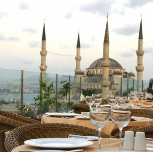Lady Diana 4* (Стамбул)