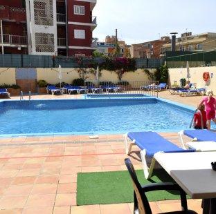 Fontanellas Playa Apart Hotel 4* (Кан Пастилья)