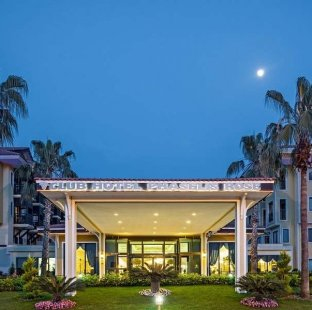 Club Hotel Phaselis Rose 5* (Кемер)
