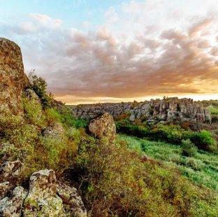 "Тур ""2 каньона + Трикратский лес лабиринт"""