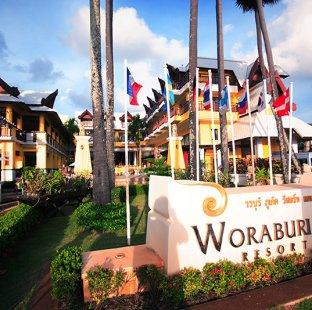 Woraburi Phuket Resort & Spa 4* (Пхукет)