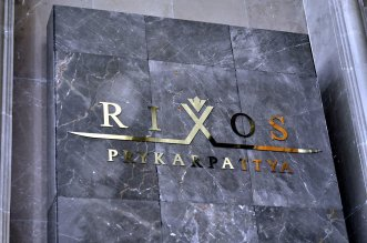 Риксос Прикарпатье (Rixos) 5* (Трускавец) 1