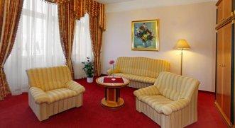 Hvezda Spa Resort 4* (Марианске Лазне) 1