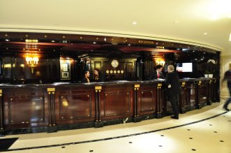 Intercontinental Le Grand 4* Luxe (Париж) 9