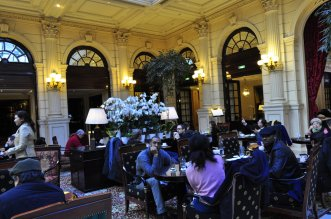 Intercontinental Le Grand 4* Luxe (Париж) 5