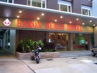 Baron Beach 3* (Паттайя) 1