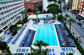 Oasis Park Hotel 4* (Ллорет-де-Мар) 5