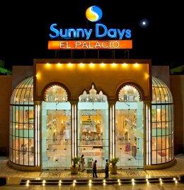 Sunny Days El Palacio 4* (Хургада) 14