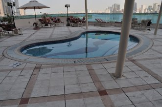 Hilton Sharjah 5* (Шарджа) 18