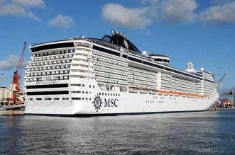 MSC Fantasia - круизный лайнер 2
