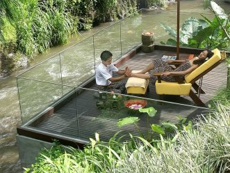 Maya Ubud Resort & Spa 5* (Убуд) 10
