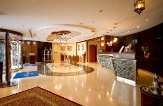 Golden Tulip Al Barsha 4* (Дубай) 17