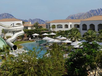 Reef Oasis Blue Bay Resort & Spa 5* (Шарм-Эль-Шейх) 11