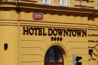 Downtown 4* (Прага) 1