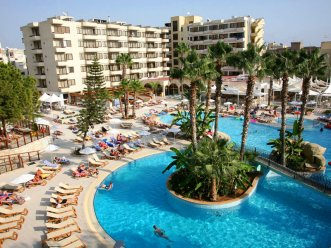 Atlantica Oasis 4* (Лимассол) 3