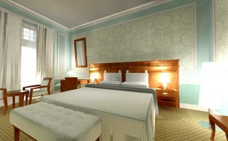 Olympic Palace 5* (Карловы Вары) 5