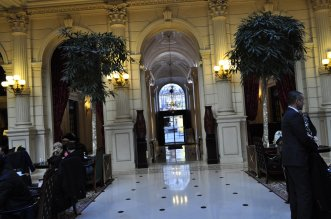 Intercontinental Le Grand 4* Luxe (Париж) 4