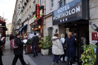 Montholon 3* (Париж) 1