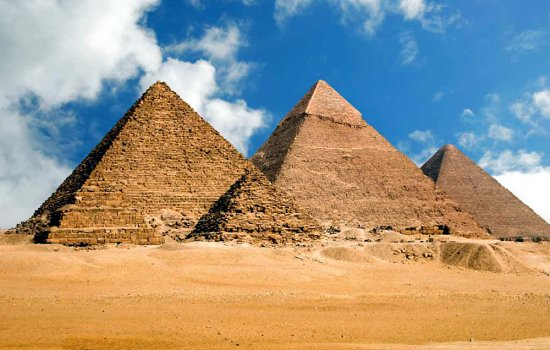 Хочется шопинга - тогда Вам в Египет.