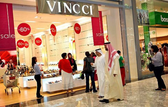 Месяц роскошных скидок в Дубай!