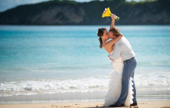 """Cвадебная церемония в Доминикане """"Морская Сказка на Макао"""""""