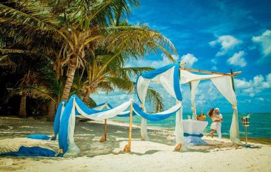 """Свадебная церемония в Доминикане """"Тропический Рай"""""""