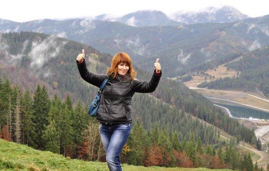 Отчет о рекламном туре в Карпаты (2014) 15