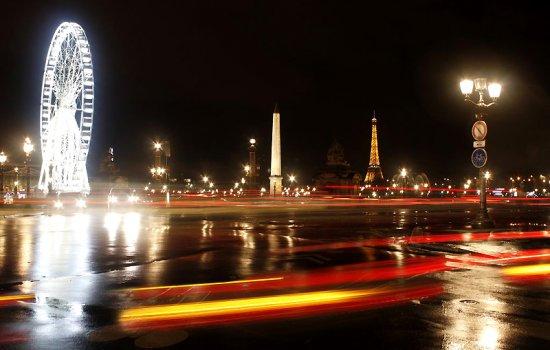Фантастический Новый год в Париже