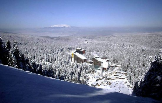 Болгария: Банско и Боровец