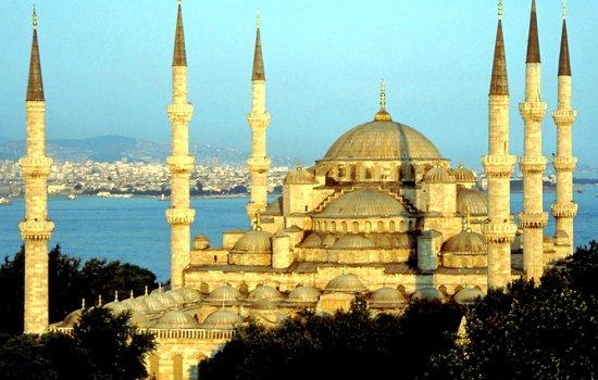 """Стамбул - """"Сочетание двух светов и традиций"""""""