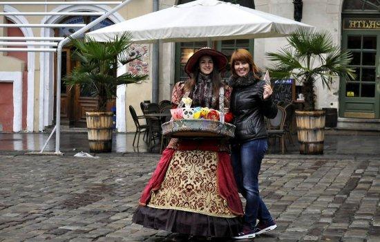 Отчет о рекламном туре в Карпаты (2014) 1