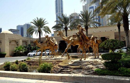 Отчет о рекламном туре в ОАЭ (2015 г.) 1