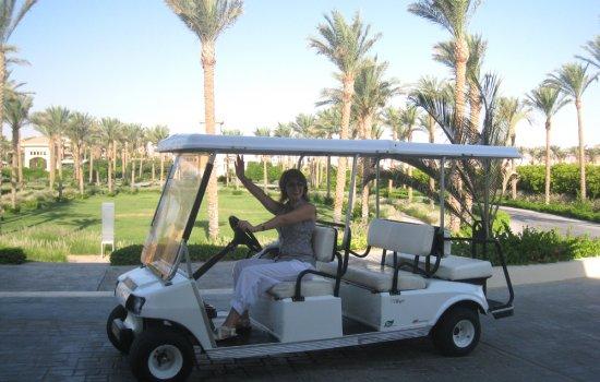 Отчет о рекламном туре в Египет (2012) 8
